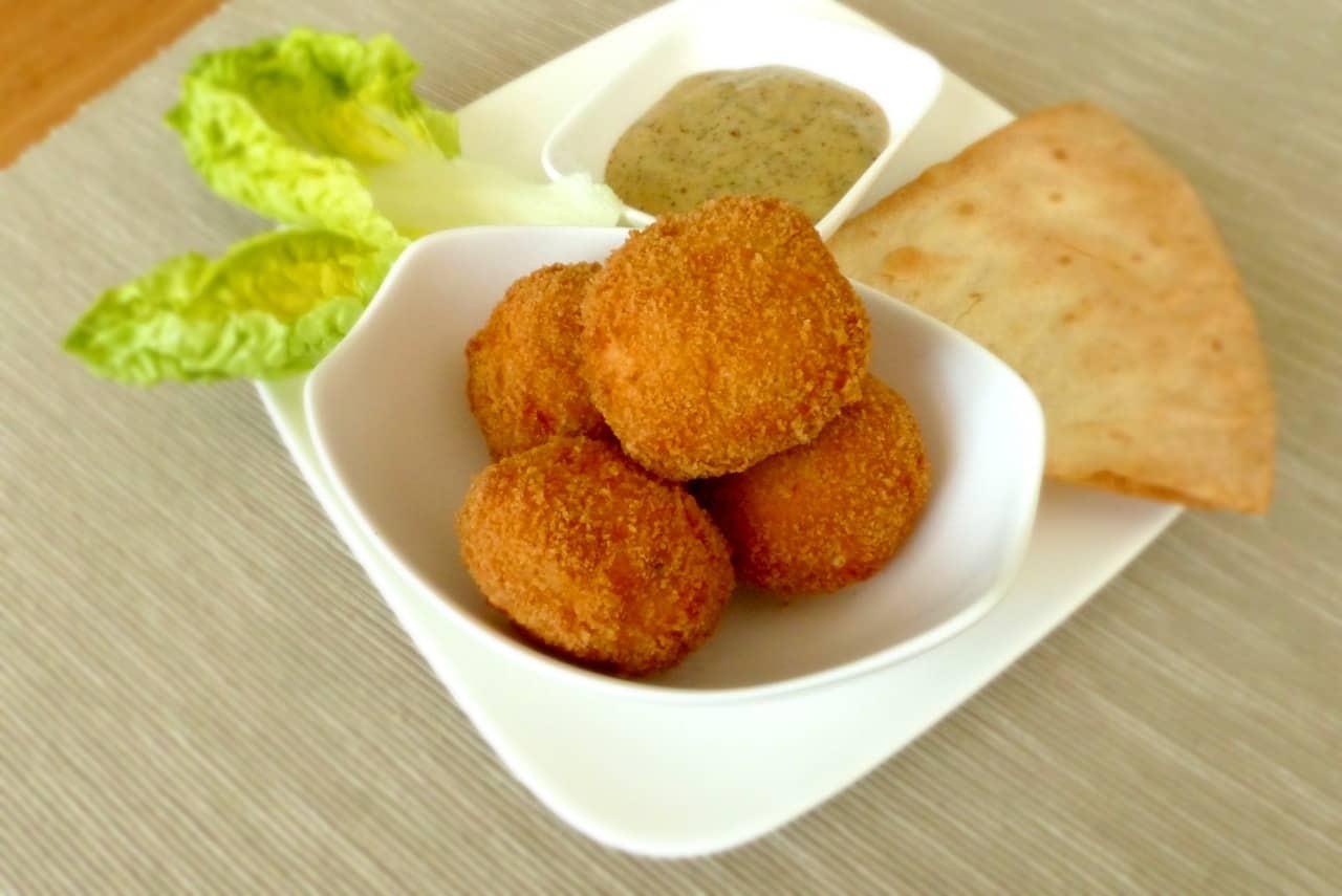 Chinese Chicken Balls Recipe - Jerrys Food Truck